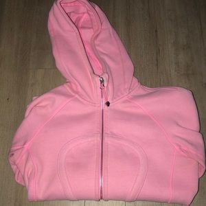 Lulu lemon athletica zip up
